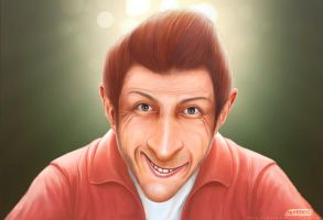 just smile by Algalad