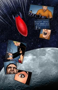 Missile To The Moon 1 Pg 18 by johnpolacek