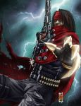 Vincent FF7 by earache-J