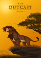 The Outcast Chapter II Cover by TorazTheNomad