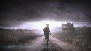 The Walking Dead - Wallpaper Edited by D4RX by DaRkLmX