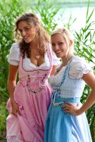 Dirndl by jemabaris