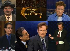 Late Night with Conan O'Brien by Broken--Chaos