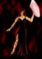 Dresden files Susan Rodriguez by guad