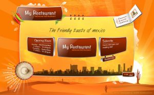 My Restaurant by zaib