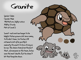 Granite Reference Sheet by DragonwolfRooke