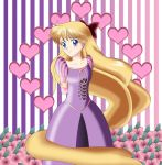 .: Contest : Minako as Rapunzel :. by Sincity2100