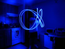 Playing With Light 5 by Yggdrassal
