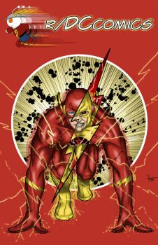 The Flash by Flocco