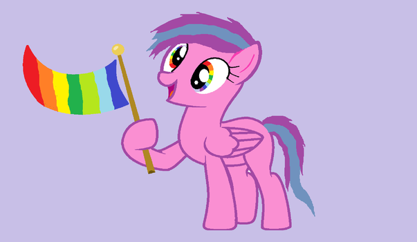 YAY RAINBOWS!!!! by ThePonyGenerations