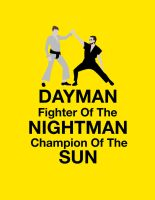 Dayman by Rosedoodles