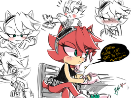 Jay doodles by kirei-naa
