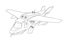 VTT 01 Dragonfly WIP 2 by howeirong
