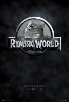 Jurassic-World by ladapictures