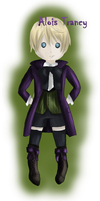 C.D. 7 - Alois Trancy by Purple-Nightmares