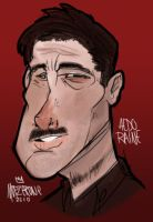 aldo raine by Albert-Lopez