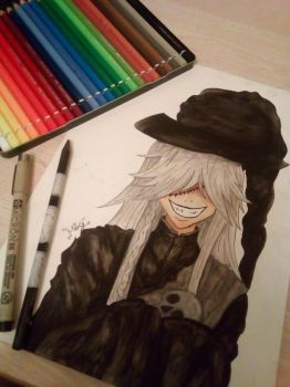 Undertaker by MagiSm