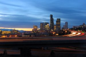 Seattle at the Interchange by hillaustind