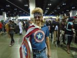 Seventies Captain America by AJTalon