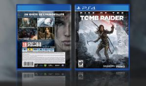 Turning Point Web - ROTTR PS4 BOX by FearEffectInferno