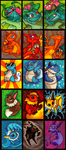 Let Me Show You My Pokemans p1 by DIN0LICH