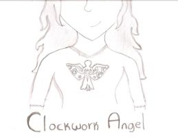 Tessa Gray ~Clackworck Angel by EverLewis