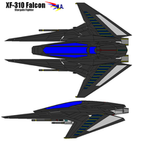 falcon black sheep by bagera3005