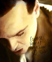 Jim Moriarty - finished. by AlexMoriarty