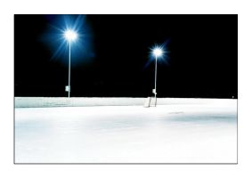 Hockey rink by puffi