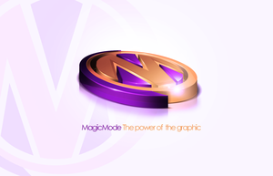 Magic-Great 3D logo by MagicMode