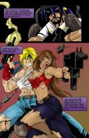 Streets of Rage comic3 by DamageArts