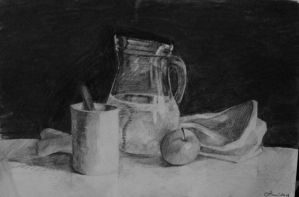 Still life by InvaderLi