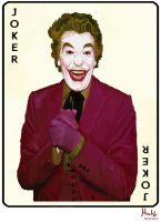 Joker Cesar Romero by Shinnh
