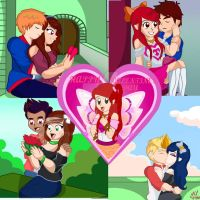 HAPPY VALENTINES DAY by teammagix