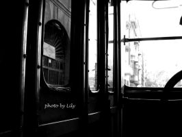 inside of the bus by LilySea