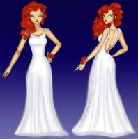 Day Nine: Prom Dress by Christian-Lee