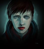 My FemShep by me9999