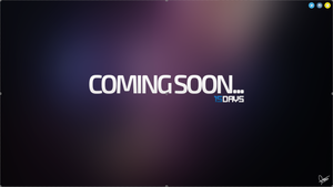 comingsoon by haybic