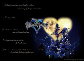 Kingdom Hearts by animekitten6390