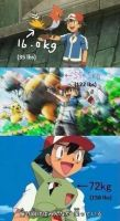 Ash is one strong kid. by TheFunnyAmerican