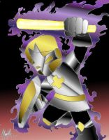 Castle Crashers Knight by Hahli1994