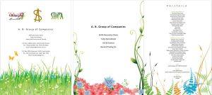 Decoration Plants Book Cover by AddyKing