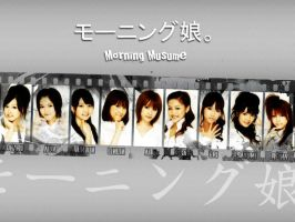 Metalic Morning Musume by nanomeow
