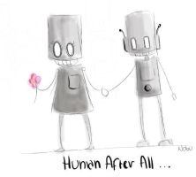 Human after all... by nobuchi