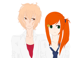 Pairing Contest Entry - One Hundred Sixty Seven by kuloi-no-chloe