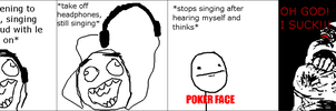 I Can't Sing... by dylrocks95