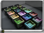 C4D Material Set 15 by JDLuxe