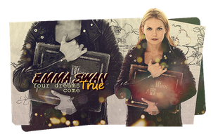 Emma Swan (Once upon a time) by titaniaerza