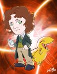 Eighth Doctor Who Paul McGann by kevinbolk