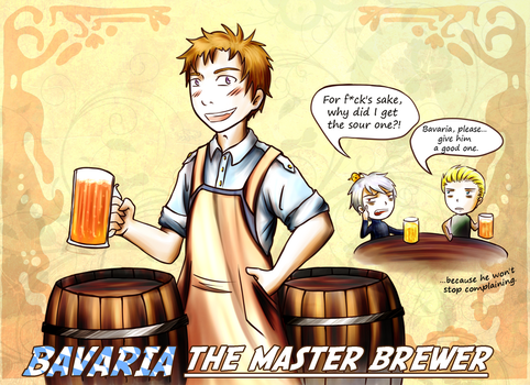APH - Bavaria the Master Brewer by hachko
